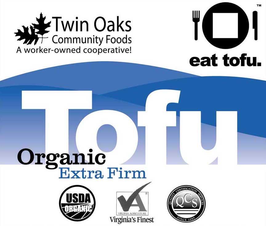 twin oaks tofu